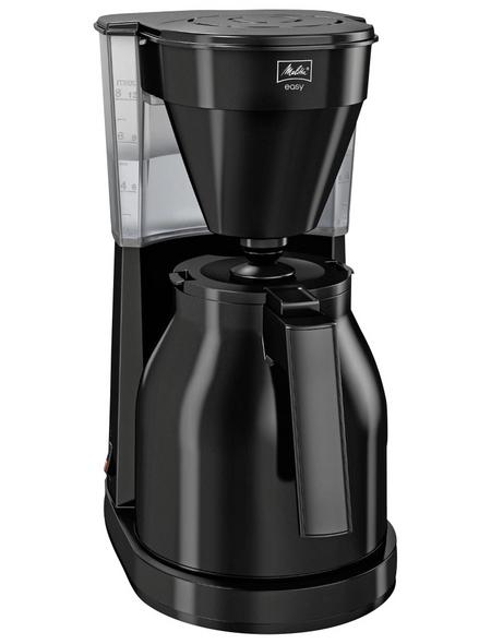 MELITTA Filterkaffeemaschine, 1050 W, schwarz