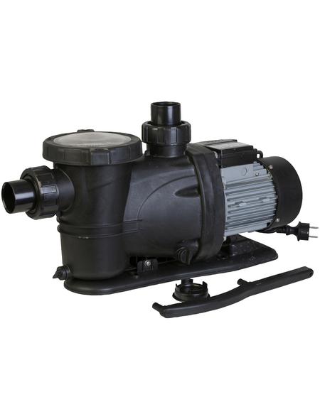 GRE Filterpumpe »PP151«, Kunststoff, geeignet für: Schwimmbecken bis 135m³