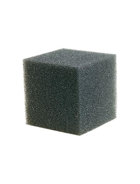 HEISSNER Filterwürfel, geeignet für Teiche, schwarz