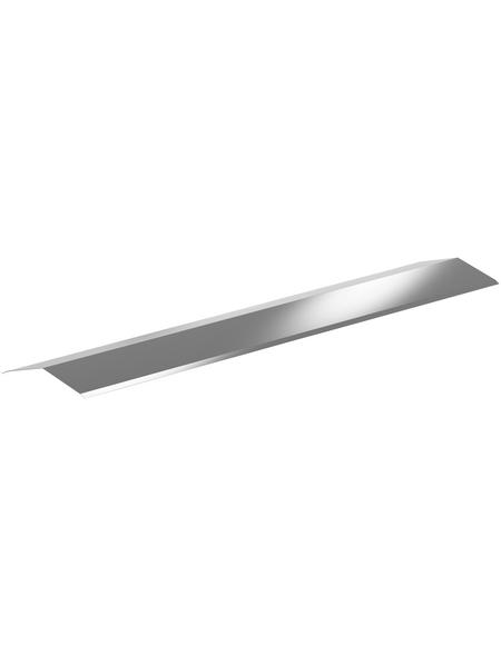 SAREI Firstblech, BxL: 200 x 2000 mm, Aluminium
