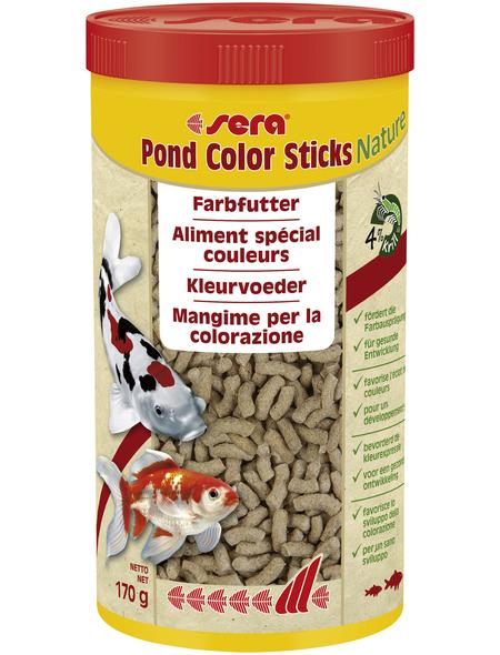 sera Fisch-Farbfutter »Pond Color «, Pond, 1000 ml (170g)