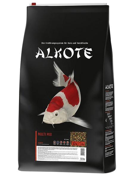 AL-KO-TE Fischfutter »CON-PRO-MIX«, 1 Beutel à 7500 g