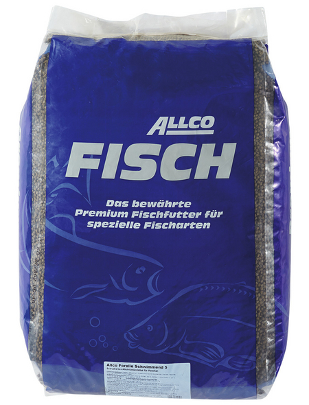 allco Fischfutter » Forelle Mast«, 1 Beutel à 15000 g