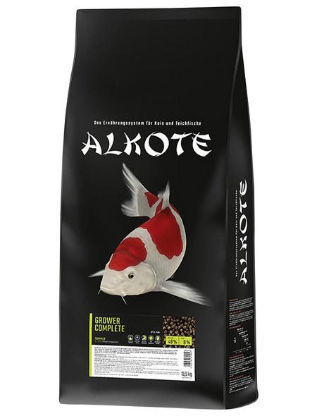 AL-KO-TE Fischfutter »Grower Complete«, 1 Beutel à 13500 g