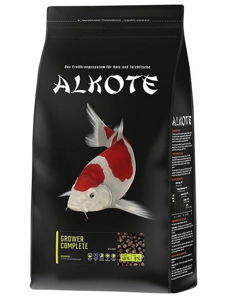 AL-KO-TE Fischfutter »Grower Complete«, 1 Beutel à 3000 g