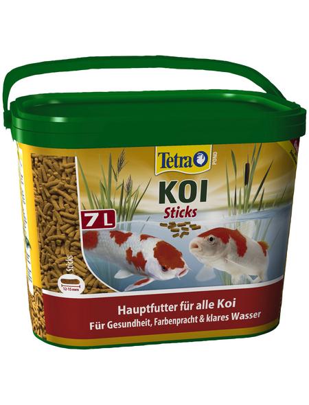 TETRA Fischfutter »Koi Sticks«, 7 l, 1100 g