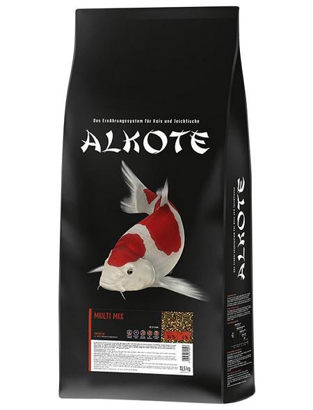 allco Fischfutter »Multi Mix«, 1 Beutel à 13500 g