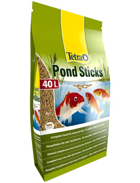 TETRA Fischfutter »Pond Sticks«, 40 l, 4200 g