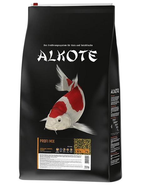AL-KO-TE Fischfutter »Profi Mix«, 1 Beutel à 7500 g