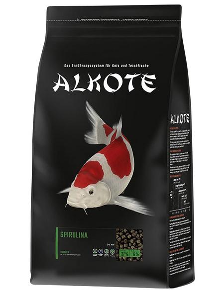 AL-KO-TE Fischfutter »Spirulina «, 1 Beutel à 3000 g