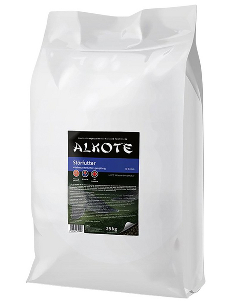 AL-KO-TE Fischfutter »Störfutter«, 1 Beutel à 25000 g