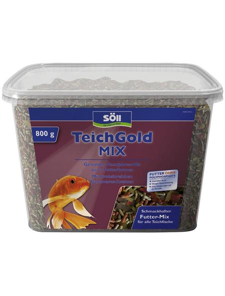 SÖLL Fischfutter Teich-Gold® Mix Gammarus 770 g