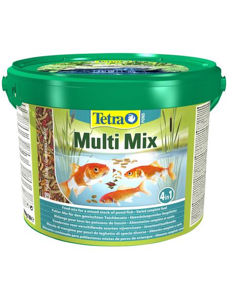 TETRA Fischfutter »Tetra Pond Mulit Mix«, 10L à 1900 g