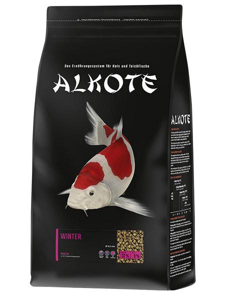 AL-KO-TE Fischfutter »Winter«, 1 Beutel à 4000 g