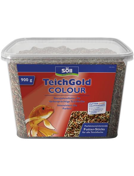 SÖLL Fischtrockenfutter Teich-Gold® Coloursticks 840 g