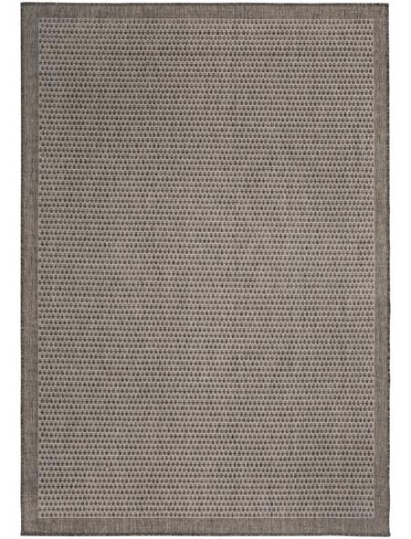 ANDIAMO Flachgewebe-Teppich »Savannah«, BxL: 160 x 230 cm, braun