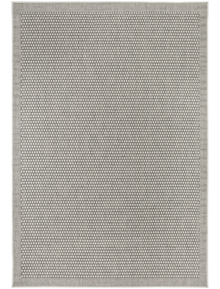 ANDIAMO Flachgewebe-Teppich »Savannah«, BxL: 57 x 110 cm, hellbraun