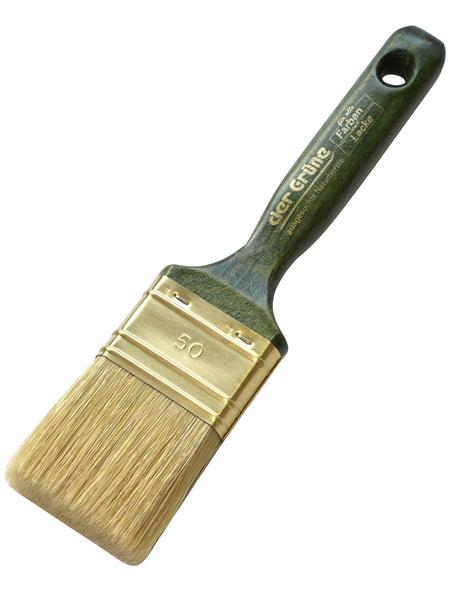 Flachpinsel, 5 cm, Chinaborsten