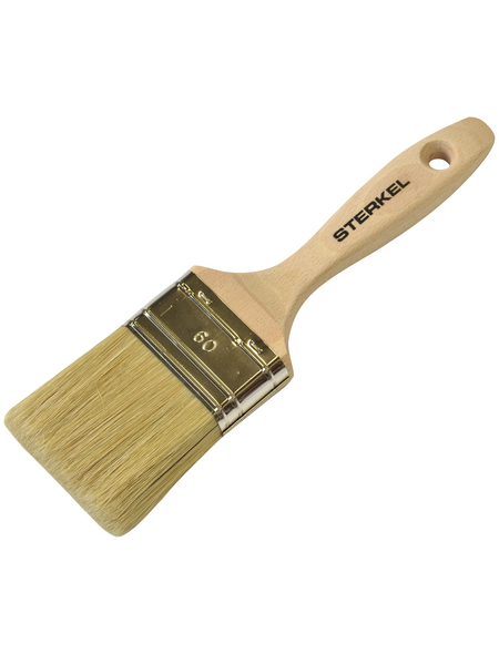 STERKEL Flachpinsel, 6 cm, Kunstfaser   FILLPRO