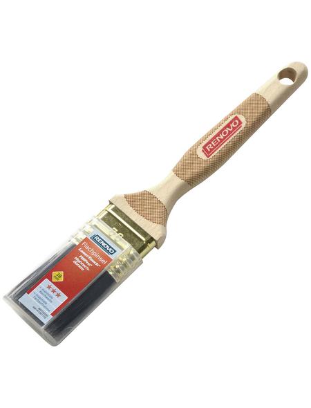 RENOVO Flachpinsel Lack, 3,8 cm, Kunstfaser | FILLPRO