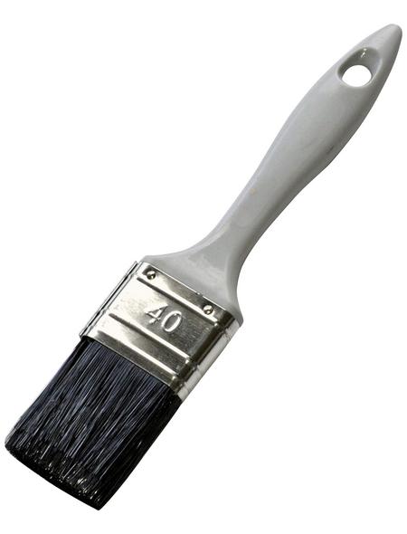 GO/ON! Flachpinsel Lack, 4 cm, Kunstfaser