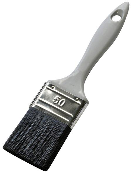 GO/ON! Flachpinsel Lack, 5 cm, Kunstfaser