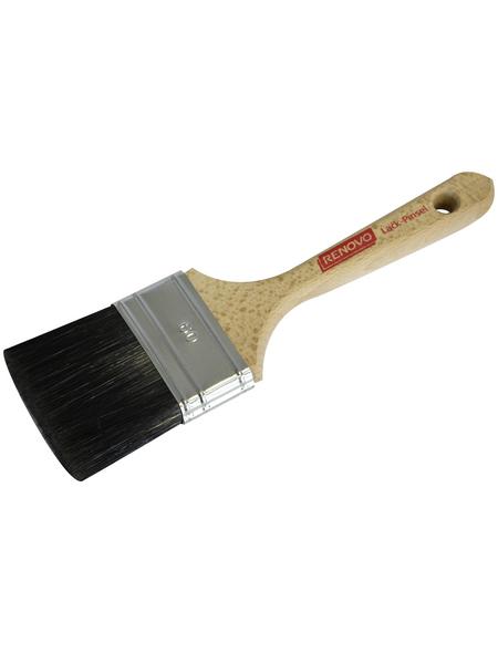 RENOVO Flachpinsel Lack, 6 cm, Kunstfaser | FILLPRO