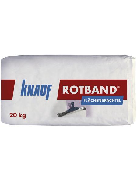 KNAUF Flächenspachtel »Rotband«, für Wand und Decke