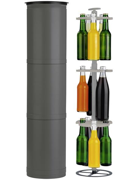 EASYMAXX Flaschenhalter, BxL: 22 x 90 cm
