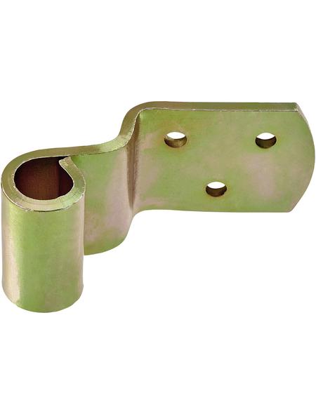 CONNEX Flechtzaunbänder, verzinkt