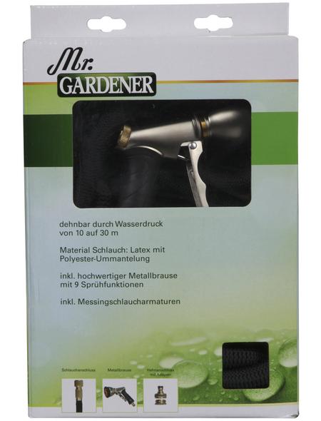MR. GARDENER Flexschlauch, Länge: 30 m