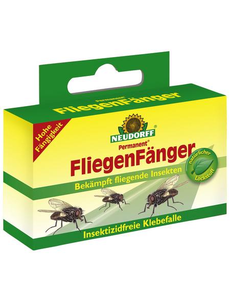NEUDORFF Fliegenfänger »Permanent«, Leim, 4 Stk.