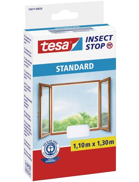 TESA Fliegengitter »STANDARD «, Format: 110x130 cm, ja