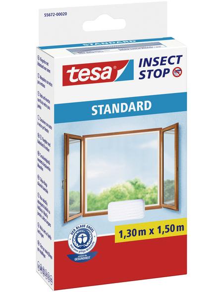 TESA Fliegengitter »STANDARD «, Format: 130x150 cm, ja