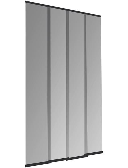 WINDHAGER Fliegengitter Türvorhang, BxL: 120 x 250 cm, In Breite und Höhe kürzbar