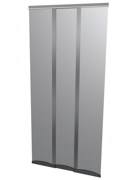 WINDHAGER Fliegengitter Türvorhang, BxL: 95 x 220 cm, In Breite und Höhe kürzbar