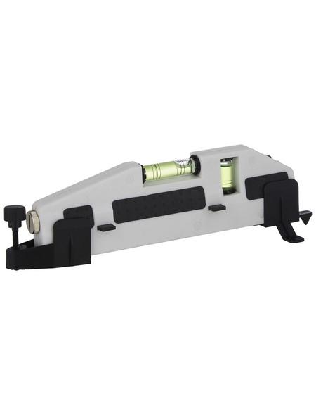 laserliner® Fliesenlaser »HandyLaser Compact«, schwarz/grau