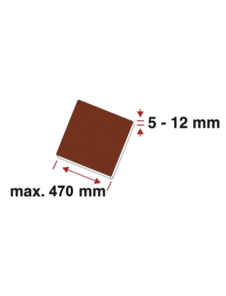 CONNEX Fliesenschneider, für Fliesen und Paletten bis 470 mm