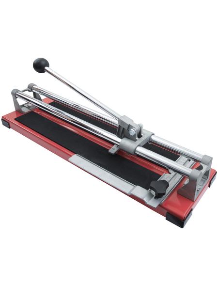 CONNEX Fliesenschneider, rot/silberfarben/schwarz, Stahl