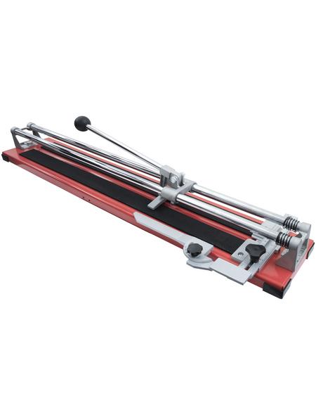CONNEX Fliesenschneider, rot, Stahl/Kunststoff