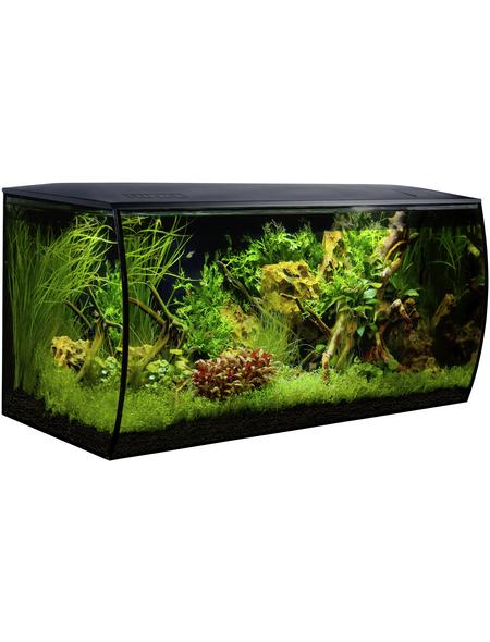 FLUVAL Fluval Aquarium Flex , mit gewölbter Vorderseite, 123 L