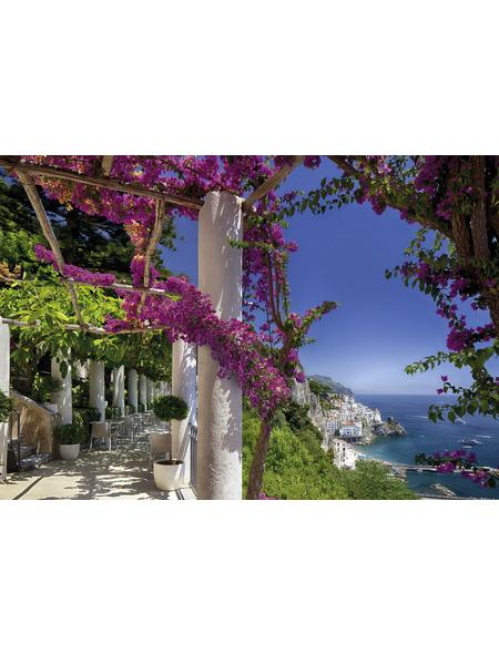 KOMAR Foto-Papiertapete »Amalfi«, Breite 368 cm, inkl. Kleister