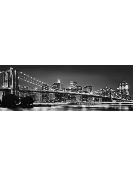 KOMAR Foto-Papiertapete »Brooklyn Bridge«, Breite 368 cm, inkl. Kleister