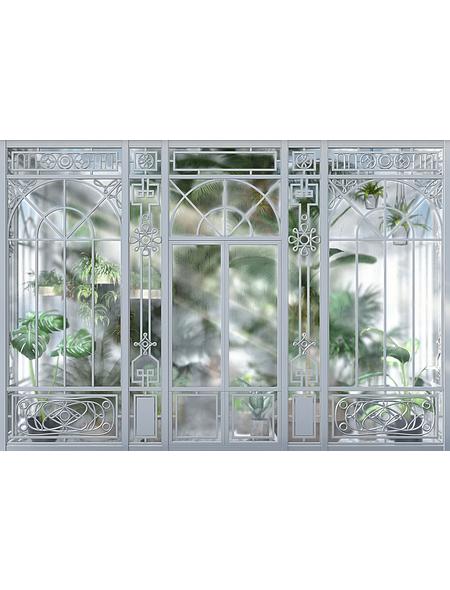 KOMAR Foto-Papiertapete »Orangerie«, Breite 368 cm, inkl. Kleister