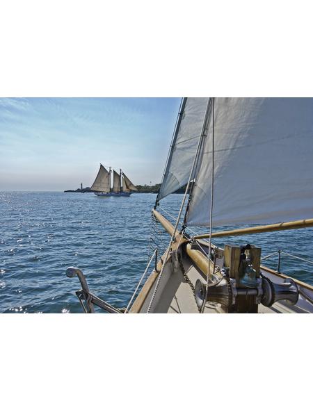 KOMAR Foto-Papiertapete »Sailing«, Breite 368 cm, inkl. Kleister