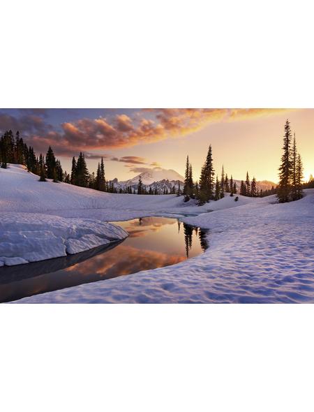KOMAR Foto-Vliestapete »America«, Breite 450 cm, seidenmatt