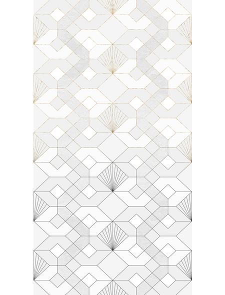 KOMAR Foto-Vliestapete »Blanches«, Breite 150 cm, seidenmatt
