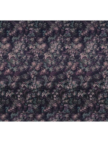 KOMAR Foto-Vliestapete »Botanique Aubergine«, Breite 300 cm, seidenmatt