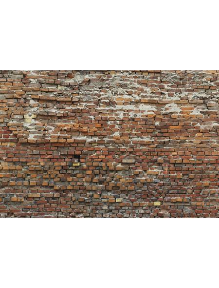 KOMAR Foto-Vliestapete »Bricklane«, Breite 368 cm, inkl. Kleister