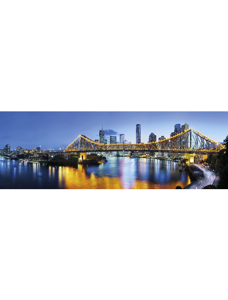 KOMAR Foto-Vliestapete »Brisbane«, Breite 184 cm, inkl. Kleister